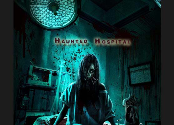 Haunted hospital escape room in Glasgow