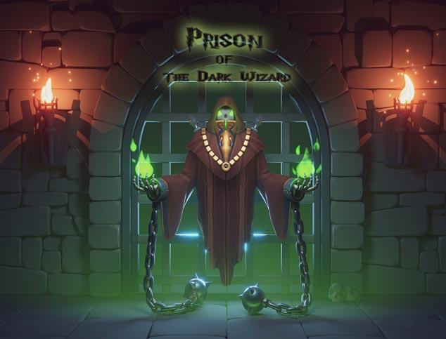 Prison of Dark Wizards –Escape Rooms Glasglow